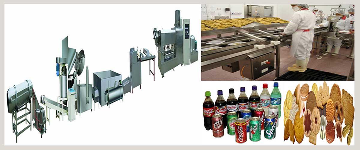 Food & Beverage Industry Machine