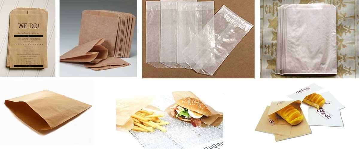 flat bottom paper bag